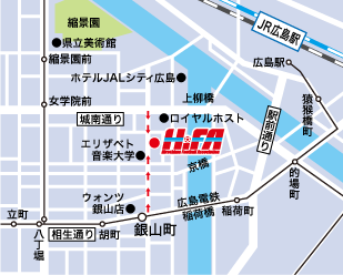 HiFA事務局移転先地図.png